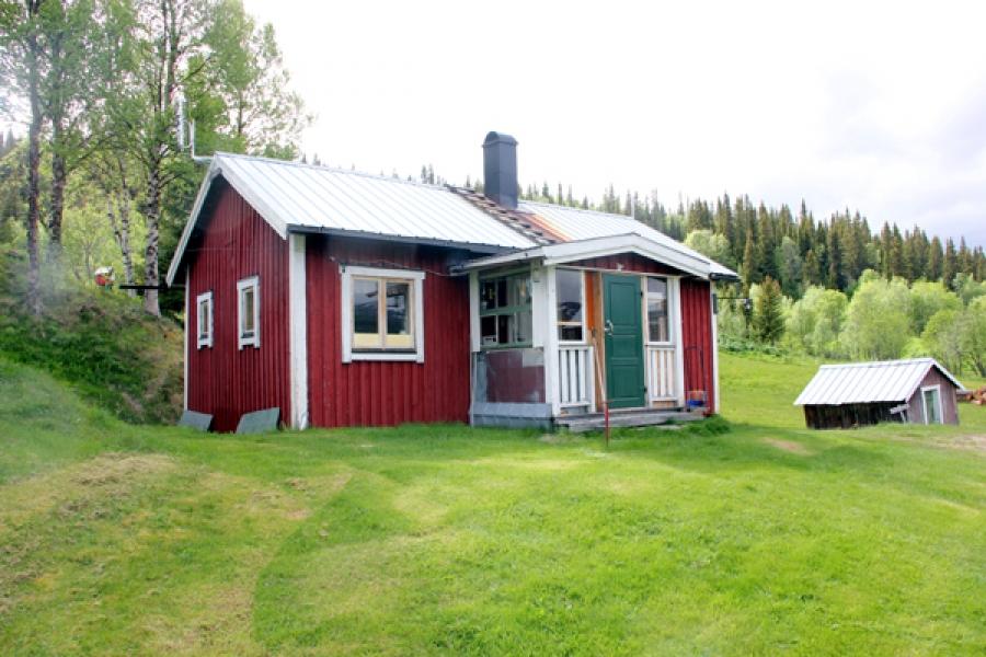 LJ34 Idvardsson L - Ljungdalen