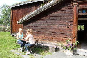 Gammelgården Ljungdalen