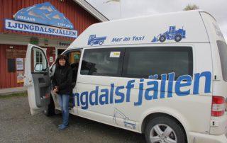 Ljungdalsfjällens Taxi & Entreprenad