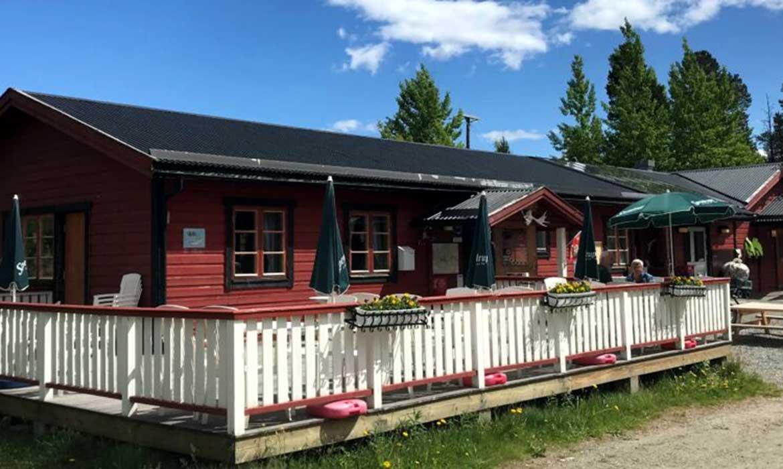 Storsjö Fiskecamp