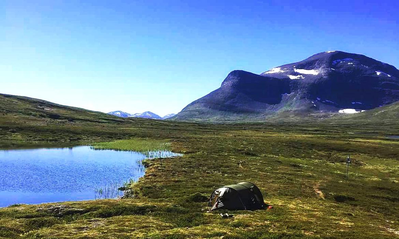 Pilgrimsleden, start Ljungdalen