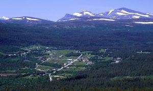 Ljungdalen by Ljungdalsfjällen