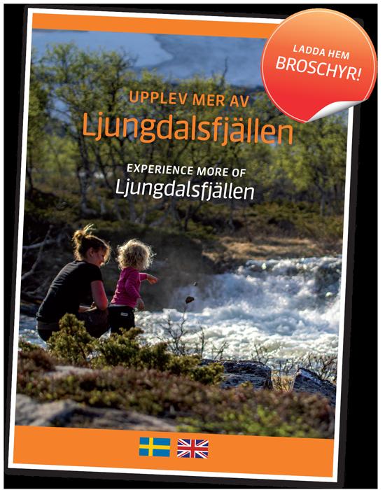 Vandra i Ljungdalen och Storsjö