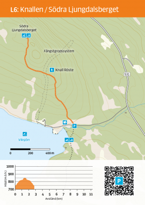 Knallen/Södra Ljungdalsberget